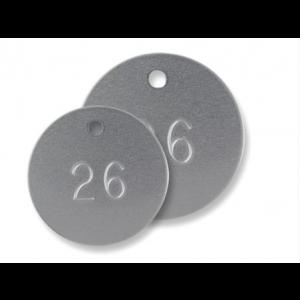알루미늄 태그 (Aluminum Tag))/수목일련번호표시