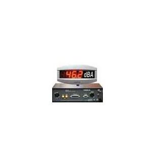 고정식소음계/대형전광판 및 고정식소음측정기